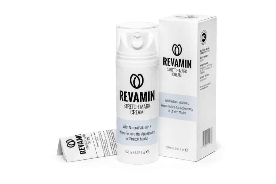 Revamin Stretch Mark Κρέμα για ραγάδες