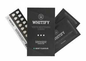 Λεύκανση δοντιών Whitify Strips