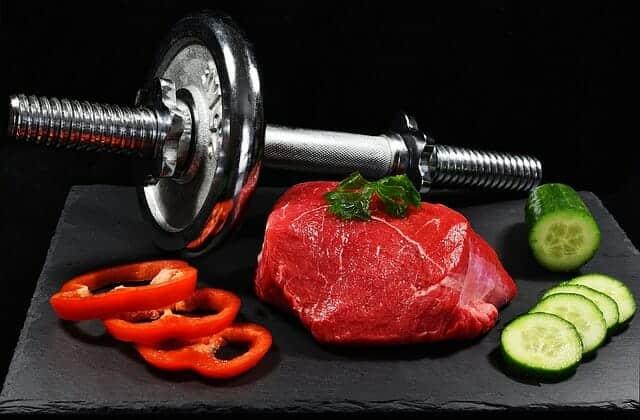 Ακανόνες, ένα κομμάτι κρέας και λαχανικά